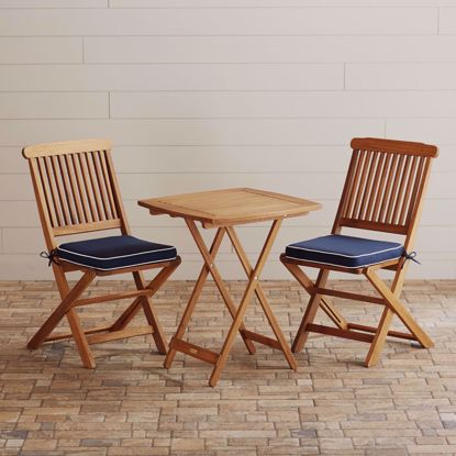 Picture of Mytolade Patio Bistro Sets with Cushions