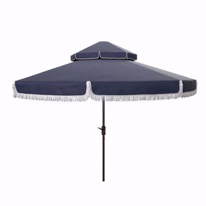 Picture of Delnum 8.5' Patio Umbrella - Navy